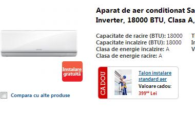 18.000 BTU Inverter