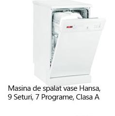 masina de spalat Hansa