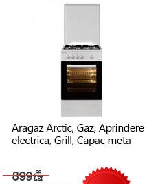 aragaz arctic cu grill
