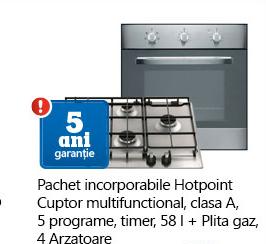 cupto+plita Hotpoint
