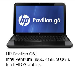 hp pavilion g6 review romana si pret