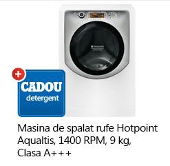 masina de spalat rufe hotpoint