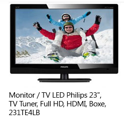 philips 231te4lb